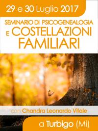 Seminario di Psicogenealogia e Costellazioni Familiari a Turbigo