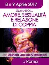 Amore Sessualità e Realzione di Coppia a Roma