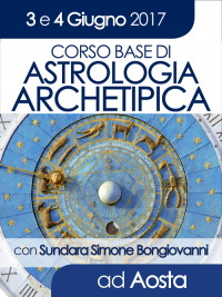 Astrologia Archetipica ad Aosta