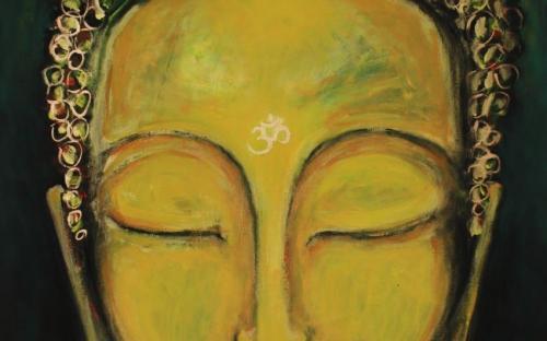 Healing Art - Buddha